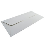 DL Gift Voucher Pouch - Gloss White (215 x 105 x 2mm)