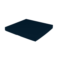 Square Invitation Box- Gloss Navy Blue (Min Order of 100 units)