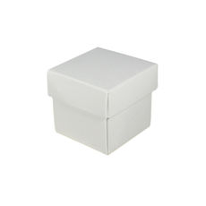Square Tiny Gift Box - White
