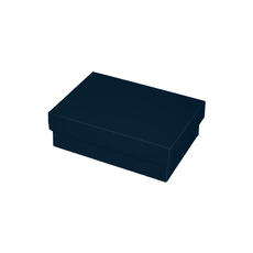 Slim Line A6 Gift Box - Gloss Navy Blue