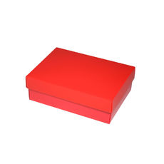 Slim Line A6 Gift Box - Gloss Red