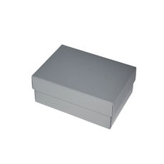 Slim Line A6 Gift Box - Gloss Silver