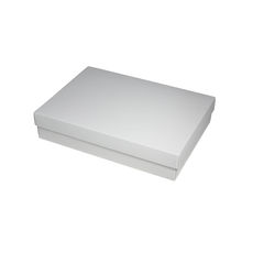 Slim Line A5 Gift Box - White