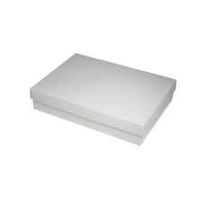Slim Line A5 Gift Box - Gloss White