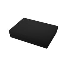 Slim Line A5 Gift Box - Matt Black