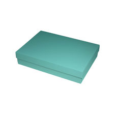 Slim Line A5 Gift Box - Matt Blue