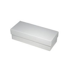 Slim Line Sunglasses Gift Box - Gloss White