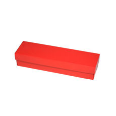 Slim Line Pen Gift Box - Gloss Red