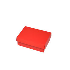 Slim Line Jewellery Box Medium  - Gloss Red