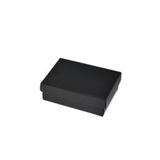 Slim Line Jewellery Box Medium  - Matt Black