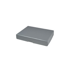 Slim Line Jewellery Box Large - Gloss Silver