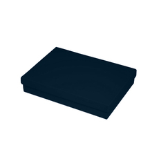 Slim Line C6 Gift Box - Gloss Navy Blue