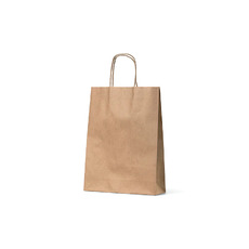 Brown Kraft Paper Gift Bag Small - 250PK