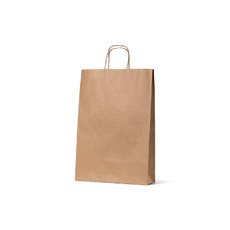 Brown Kraft Paper Gift Bag Medium - 250PK