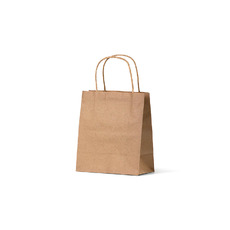 Brown Kraft Paper Bag Toddler - 500PK