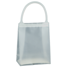 Frosted Plastic Snap Lock Bags Mini - 200PK