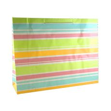 Pastel Kraft Bag Large - 250PK