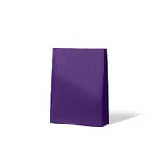 Carnival Paper Bag Midi - Purple 250PK