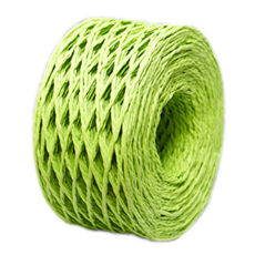 Citrus Green Paper Twine 2mm x 100 metres