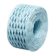 Pale Blue Paper Twine 2mm x 100 metres