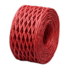 Red Paper Twine 2mm x 100 metres