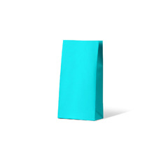 Carnival Gift Bag Medium No Handles - Blue 500PK
