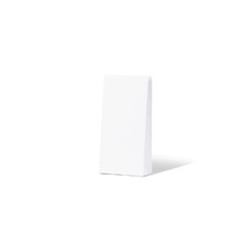 Carnival Gift Bag Small No Handles - White 500PK