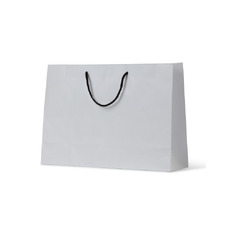 Deluxe White Kraft Paper Small Boutique - 250PK