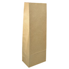 500PK Retail 500g Paper Bag - Brown Discontinued (1PK left)