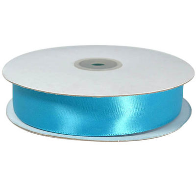 Satin Ribbon (25mm x 45metres) - Teal