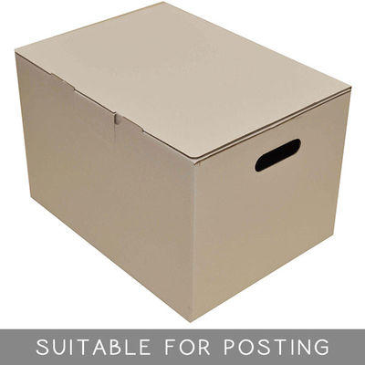 Archive Postage Box White