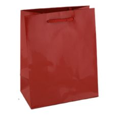 Red Paper Bags