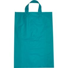 Flexible Loop Plastic Bags