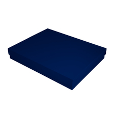 Navy Blue Gloss Gift Boxes