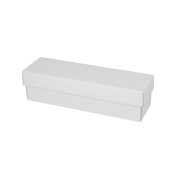 Champagne Gift Box Single 90mm - Kraft White