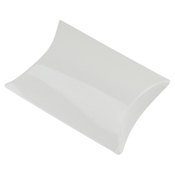 Premium Pillow Pack Extra Small - Gloss White (White Inside)