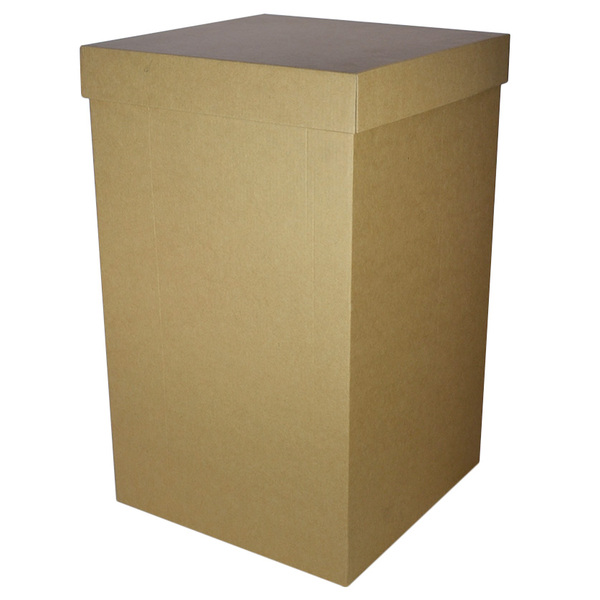 Made to Order-Allow 5-10 working days for manufacturing. Gift Box Extra Large ...  sc 1 st  PACKQUEEN & Gift Box Extra Large Base u0026 Lid- Kraft Brown (Brown Inside)