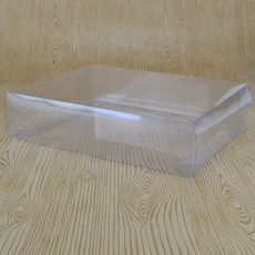 Clear Folding Box (No.#38) 215 x 165 x 50mm