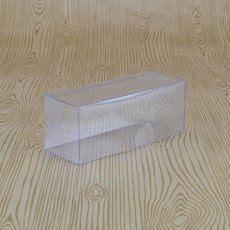 Clear Folding Box 42 x 42 x 100mm (No. #40)