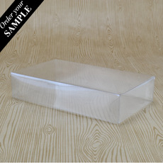 SAMPLE - Clear Folding Box (No. #10) 60 x 28 x 110