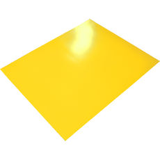 Yellow Poster Board Double Sided - 510 x 640mm (400gsm) (10 Sheets per Pack)