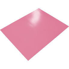 Pink Poster Board Double Sided - 510 x 640mm (400gsm) (10 Sheets per Pack)