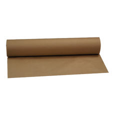 TEMP OUT OF STOCK - Brown Kraft - Wrapping Paper - 500mm x 60metres