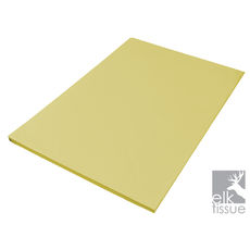 Cream Tissue Paper - Acid Free 500 x 750mm (Bulk 480 Sheets)