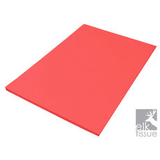 Coral Rose Tissue Paper - Acid Free 500 x 750mm (Bulk 480 Sheets)