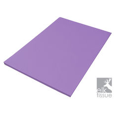 Lilac Tissue Paper - Acid Free 500 x 750mm (Bulk 480 Sheets)