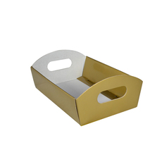 Mini Hamper Tray - Budget Gold Gloss