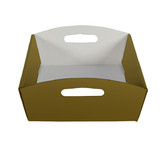 Small Hamper Tray - Budget Gold Gloss