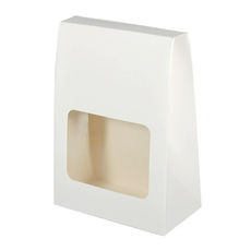 Infinity Window Boxes Lemnos 2 - White Gloss