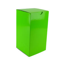 Candle Box 120/220mm - Premium Gloss Lime Green